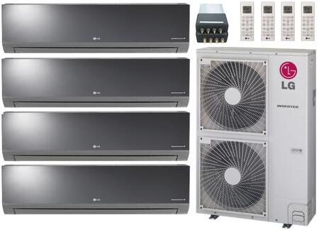 LG 705538 Quad-Zone Mini Split Air Conditioners