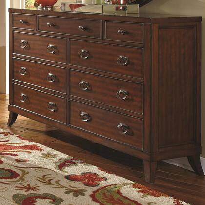 Coaster 203033 Ortiz Series Wood Dresser