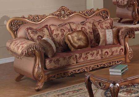 Meridian 696S  Fabric Sofa