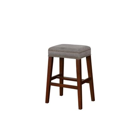 Outstanding Linon Bs103Gry01U Unemploymentrelief Wooden Chair Designs For Living Room Unemploymentrelieforg
