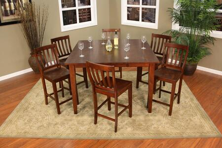 American Heritage 713495 Este Dining Room Sets