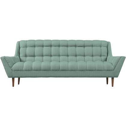 Modway EEI1788LAG Response Series Stationary Fabric Sofa