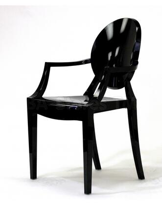 East End Imports EEI159BLK  Accent Chair