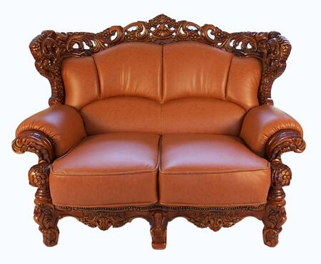 J. Horn 2189L Traditional Style Loveseat