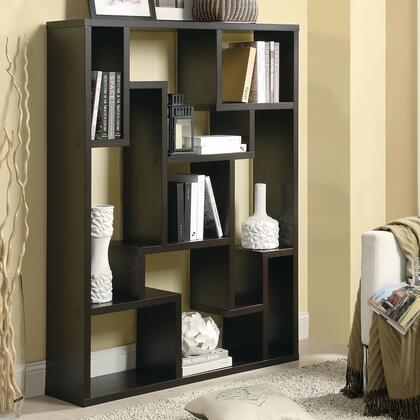 Coaster 800316 Bookcases Series  9 Shelves Bookcase