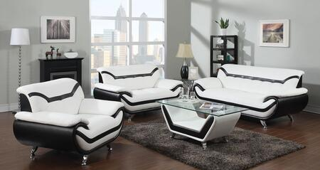 Acme Furniture 51155SLC Rozene Living Room Sets