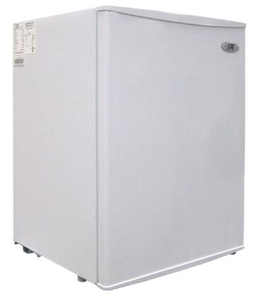 Sunpentown RF250W  Compact Refrigerator with 2.5 cu. ft. Capacity