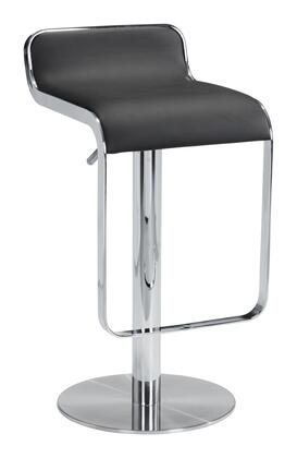Zuo 3011XX Equino Collection Barstool in