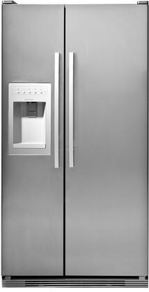 Fisher Paykel RX216CT4XV2 Freestanding Side by Side Refrigerator