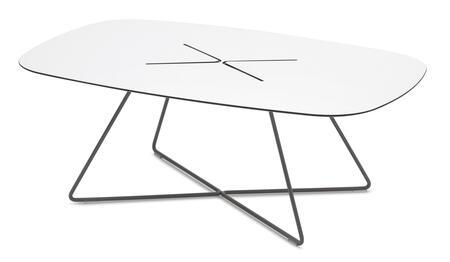 Domitalia CROSSC14FANHBI Contemporary Table