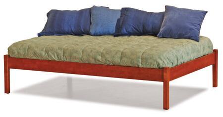Atlantic Furniture CONOFLCFL Concord Series  Bed