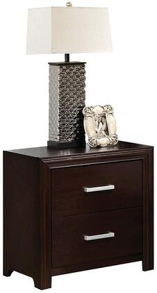 Acme Furniture 21433 Ajay Series Rectangular Wood Night Stand