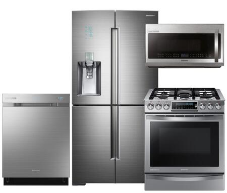 Samsung 370884 Chef Kitchen Appliance Packages