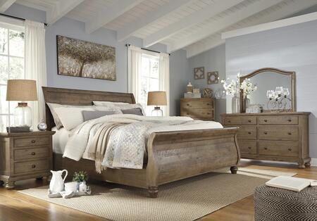Milo Italia BR7535PCKSL6DDLM3DN5DCKIT1 Goodwin King Bedroom
