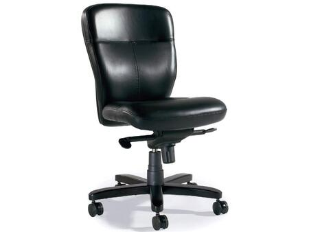 Hooker Furniture EC2 Series Traditional-Style Home Office Executive Swivel Tilt Chair