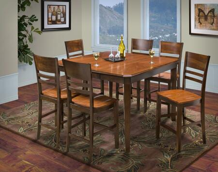 New Classic Home Furnishings 4515011THCCC Latitudes Dining R