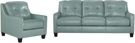 Milo Italia MI5424SCSKY Regina Living Room Sets