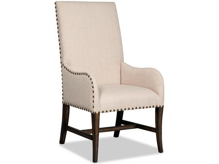 Hooker Furniture 300-35010 Niche Desert Series Traditional-Style Dining Room Chair in Beige