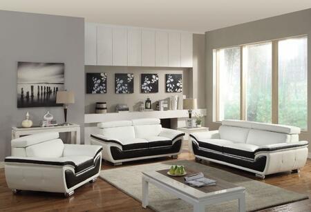 Acme Furniture 50145SLC Olina Living Room Sets