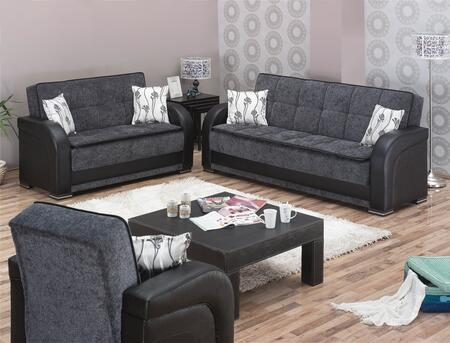 Empire Furniture USA Oklahoma 3 PC Set