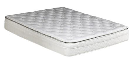 Boyd MS03198EK Deep Fill 195 Series King Size Pillow Top Mattress