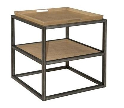 Broyhill 8054000 Hampton Series Transitional Square End Table