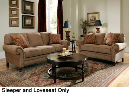 Broyhill 6112QGSL837078 Larissa Living Room Sets