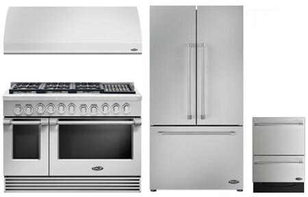 DCS 719259 Kitchen Appliance Packages