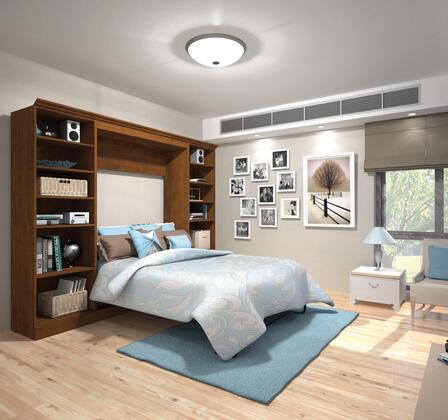 Bestar Furniture 40891 Versatile by Bestar 109'' Full Wall bed kit