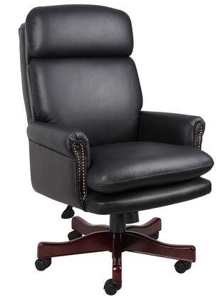 "Boss B850BK 28.5"" Adjustable Contemporary Office Chair"