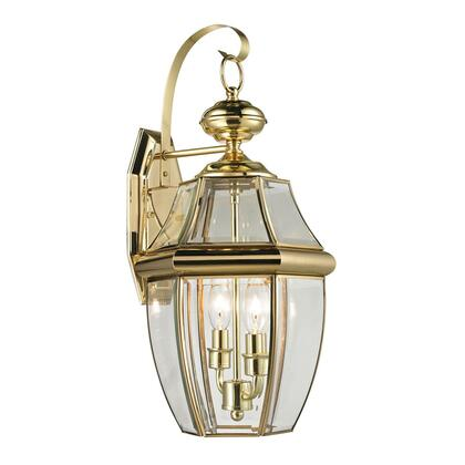 Cornerstone 8602EW85 in the color Antique Brass