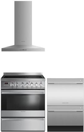 Fisher Paykel 718830 Kitchen Appliance Packages