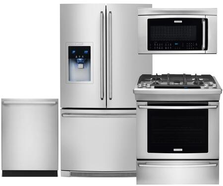 Electrolux 680232 Wave-Touch Kitchen Appliance Packages