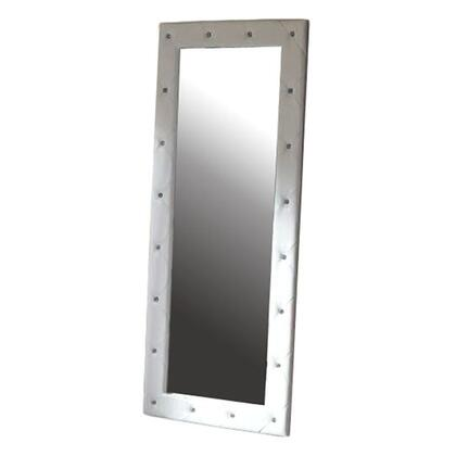 VIG Furniture VGKCMONTEFLMIRWHT  Mirror