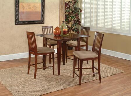 Atlantic Furniture MONTREAL4260BTPTCL