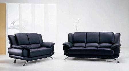 Global Furniture USA 9908BLSL Global Furniture USA Living Ro