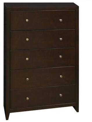 Legends Furniture UL7115MOC Urban Loft Series Wood Chest