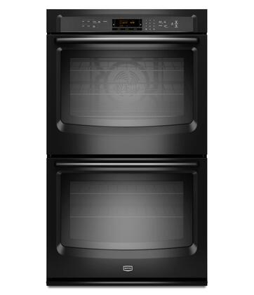 "Maytag MEW9627AB 27"" Double Wall Oven 