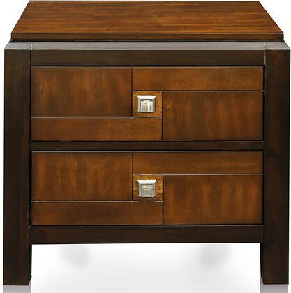 Furniture of America CM7152N Patra Series  Night Stand