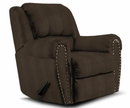 Lane Furniture 21495S401321 Summerlin Series Transitional Wood Frame  Recliners