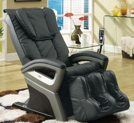 Coaster 610004 Full Body Shiatsu/Swedish Massage Chair
