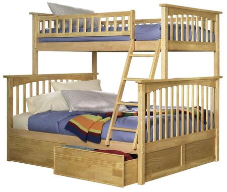 Atlantic Furniture AB55215  Bunk Bed