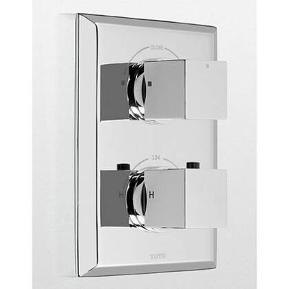 Toto TS930D#PN Lloyd Brass Thermostatic Mixing Valve Trim