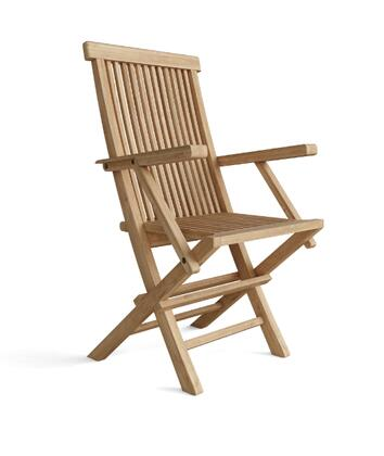 Anderson CHF102 Classic Series  Patio Arm Chair