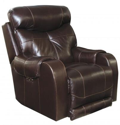 Catnapper 7647697128309308309 Venice Series Leather  Recliners