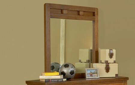 American Woodcrafters 1800030  Rectangular Portrait Dresser Mirror