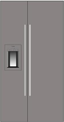 Thermador 277087 Freedom Side-By-Side Refrigerators