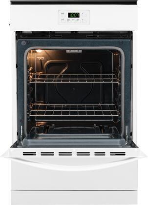 Frigidaire Ffgw2415qb 24 Inch Single Wall Oven In Black
