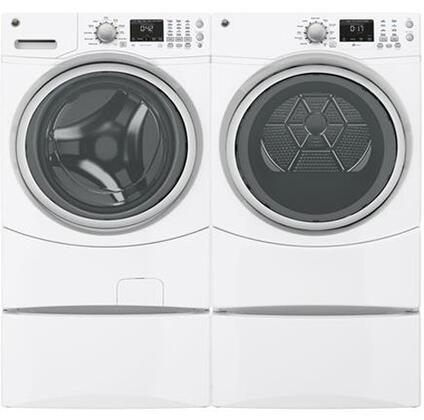 GE 548944 Washer and Dryer Combos
