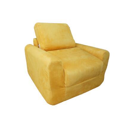 Fun Furnishings 202X Chair Sleeper Micro Suede